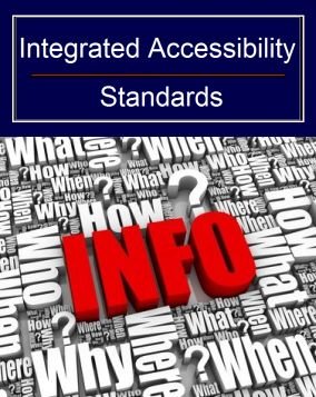 AODA Integrated Accessibility Standards Regulation