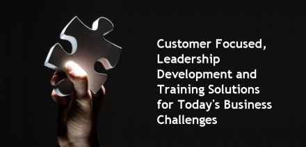 Customer Focused, Leadership Development and Training Solutions